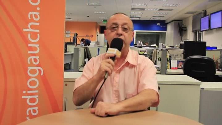 Pré-Jogo: Nando Gross fala sobre o confronto entre Inter x Caxias