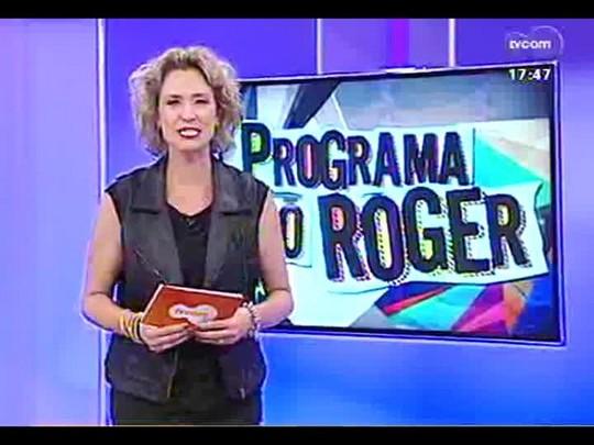 Programa do Roger - Antônio Reck & Os Bolover\'s - Bloco 1 - 03/04/2014
