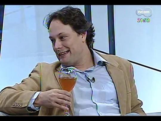TVCOM Tudo Mais - \'Santo Cervejeiro\': A cerveja Belga está em pauta no quadro dessa semana - Parte 2