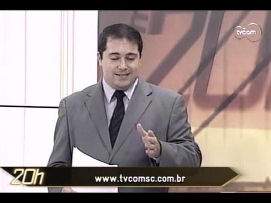 TVCOM 20 Horas - 2º bloco - 27/05/14