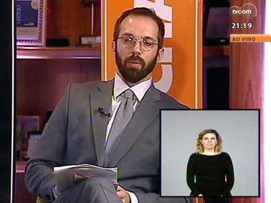 Eleições 2014 - Primeiro debate dos candidatos ao governo do estado - bloco 3