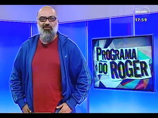 Programa do Roger - Lojinha do Roger - Bloco 2 - 17/07/2014