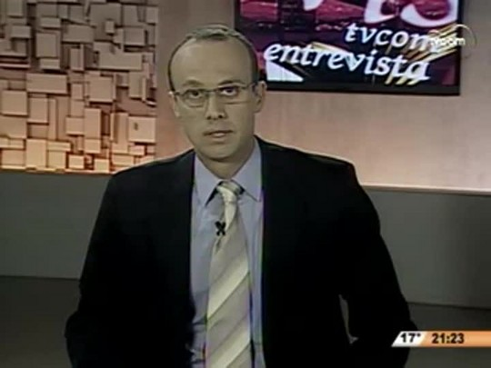 TVCOM Entrevista - Luiz Antônio Zanini Fornerolli - Bloco3 - 09.08.14
