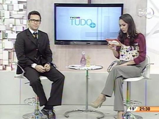 TVCOM Tudo+ - Crimes Digitais - 25.08.14