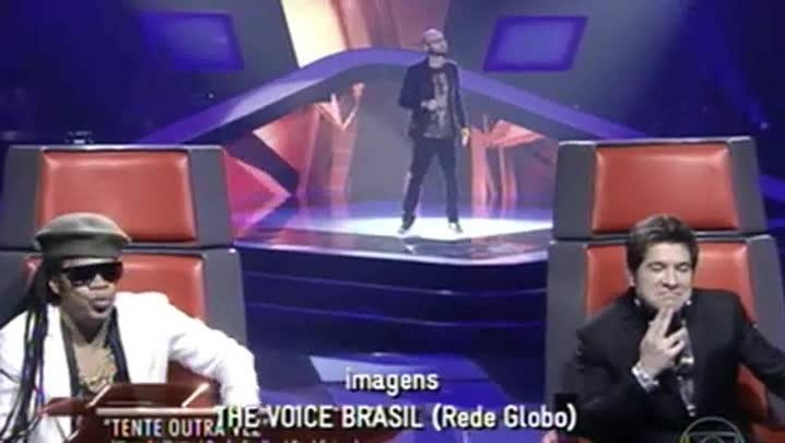 TVCOM Tudo+ - Dudu Fileti The Voice Brasil - 23.09.14