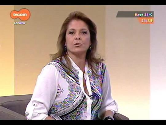TVCOM Tudo Mais - Conversa sobre produtos orgânicos com Pedro Volkmann e Raffa Leal