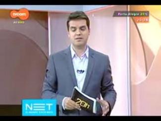 TVCOM 20 Horas - Ponte que havia sido interditada na BR-287 desaba - 30/10/2014