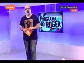 Programa do Roger - Vanessa Longoni e Eduardo Pitta, músicos - Bloco 1 - 24/11/2014