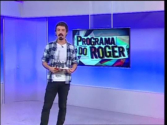 Programa do Roger - Erick Endres - Bloco 1 - 15/01/15