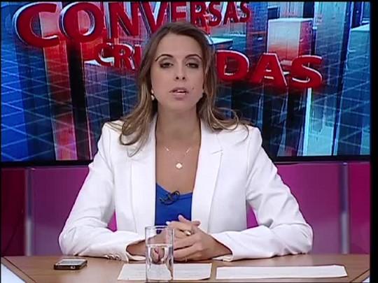 Conversas Cruzadas - Novos nomes do primeiro escalão da capital - Bloco 1 - 19/02/15