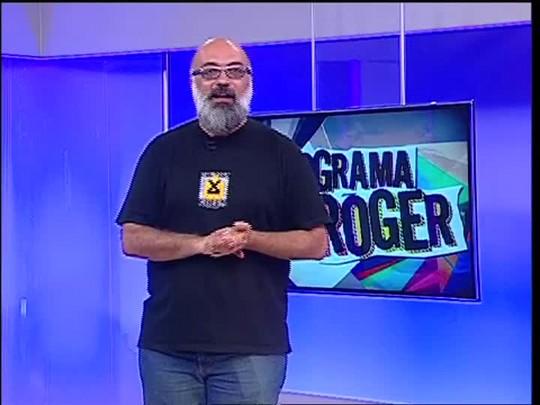 Programa do Roger - Oficina de Choro e Samba - Bloco 1 - 11/03/15