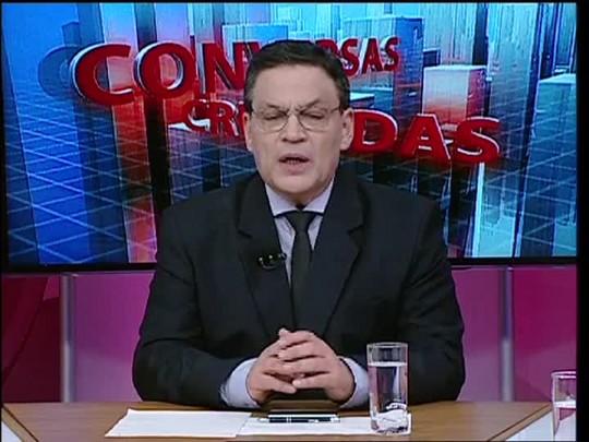 Conversas Cruzadas - Deputados estaduais debatem as finanças do Estado - Bloco 1 - 16/03/15