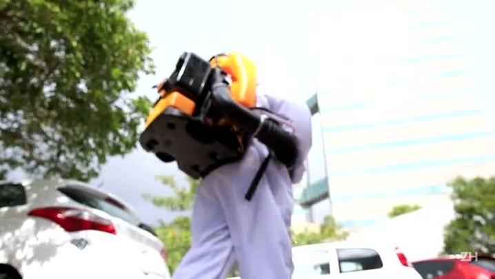 Prefeitura aplica inseticida contra dengue em Porto Alegre