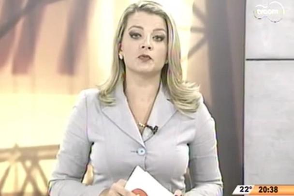 TVCOM 20 Horas - Paralisações de ônibus precisam ser avisadas com antecedência ou serão consideradas ilegais - 16.04.15