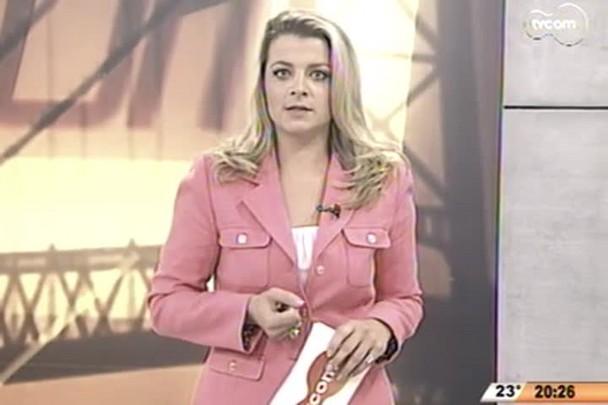 TVCOM 20 Horas - Estado vai receber certificado internacional de área livre de peste suína - 21.05.15