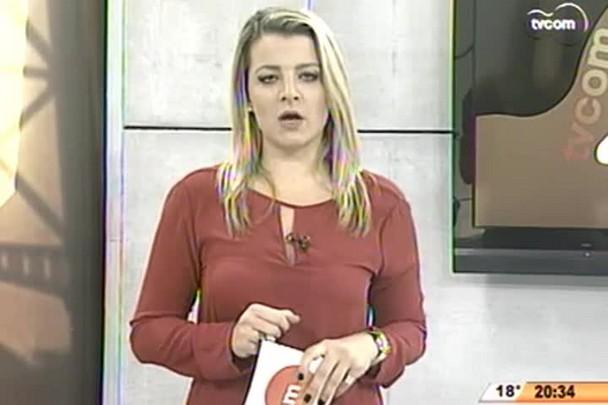 TVCOM 20 Horas - Comcap quer tornar zero descarte irregular de lixo - 01.06.15