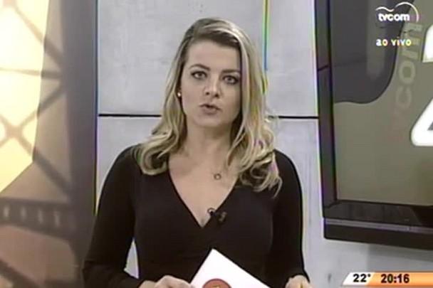 TVCOM 20 Horas - Polícia abre inquérito para apurar caso de linchamento em Itajaí - 22.06.15