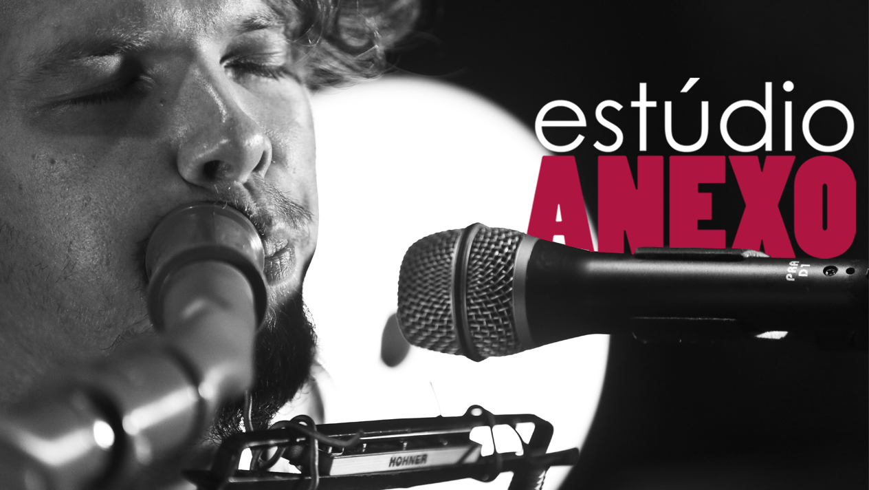 Estúdio Anexo | Giuliano Valentini, o Homem Banda