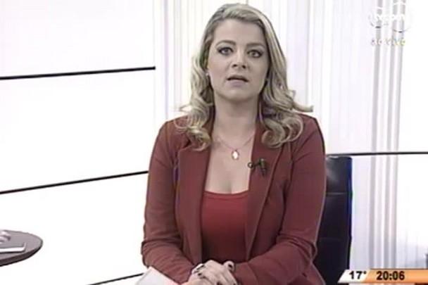 TVCOM 20 Horas - Polícia Civil promete rigor para fiscalizar festas clandestinas na UFSC - 21.07.15