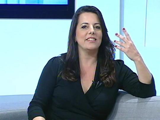 TVCOM Tudo Mais - Fernanda Pandolfi conta tudo que rolou nos bastidores da pré-estreia de Real Beleza
