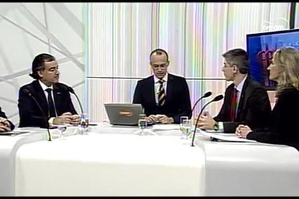 TVCOM Conversas Cruzadas. 2º Bloco.21.09.15