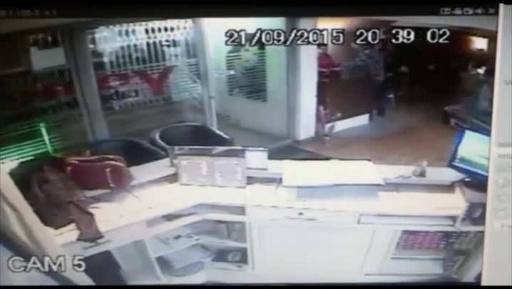 Salão de beleza é assaltado no Centro de Santa Maria
