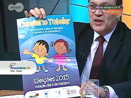 Conversas Cruzadas - Debate sobre a situação dos Conselhos Tutelares na capital gaúcha - Bloco 4 - 29/09/2015