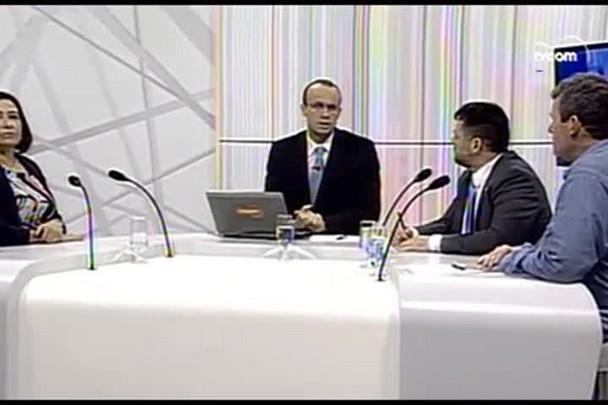 TVCOM Conversas Cruzadas. 2º Bloco. 12.10.15