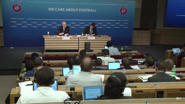 Infantino se candidata à presidência da Fifa; Zico está fora