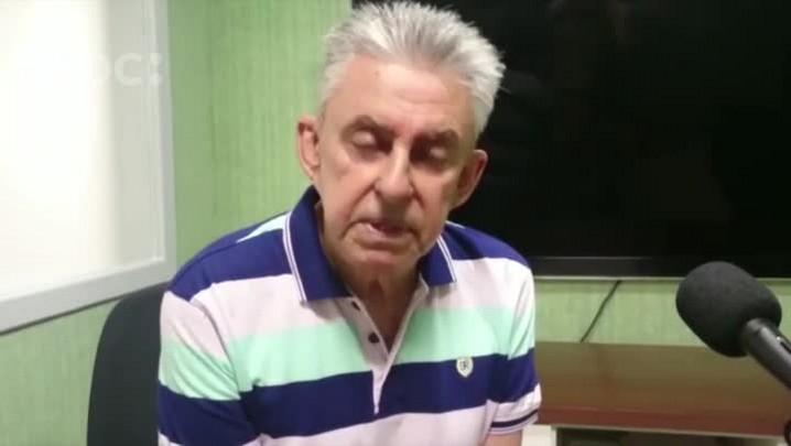 Roberto Alves fala sobre desabafo da esposa do presidente do Avaí