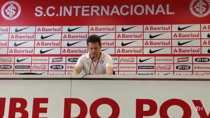 Em entrevista, Argel cita Fluminense como adversário perigoso mesmo sem titulares