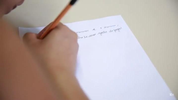 Cartas de quem espera ser adotado