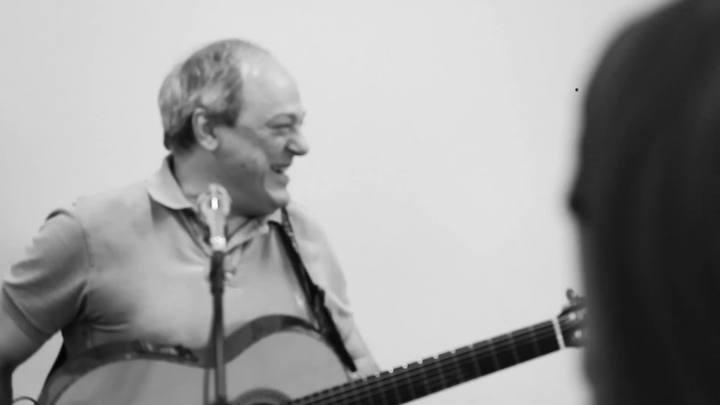 Toquinho ensaia com Camerata para apresentação em Florianópolis