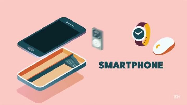 Smartphones tornaram algumas tecnologias obsoletas
