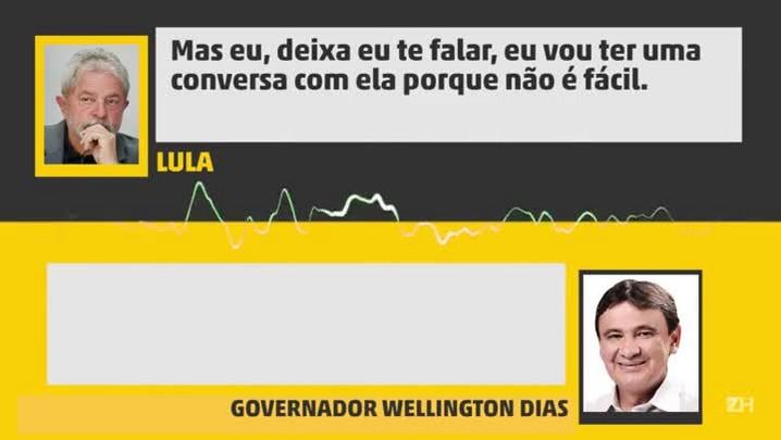 """Lula: \""""Eu jamais irei pro governo pra me proteger"""""""