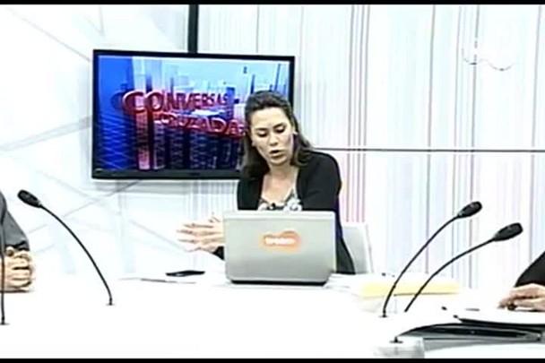 TVCOM Conversas Cruzadas. 3º Bloco. 13.05.16