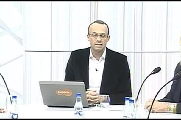 TVCOM Conversas Cruzadas. 2º Bloco. 24.06.16