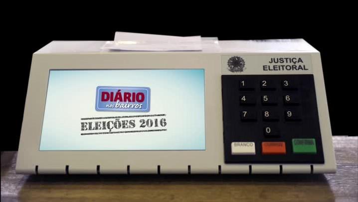 Diário nos Bairros: Eleições 2016 - Passo D\'Areia