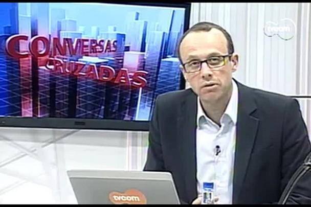 TVCOM Conversas Cruzadas. 3º Bloco. 28.09.16