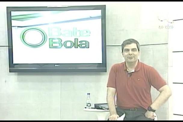 TVCOM Bate Bola. 3º Bloco. 17.10.16