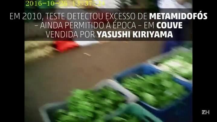 Comerciante condenado segue abusando de agrotóxicos