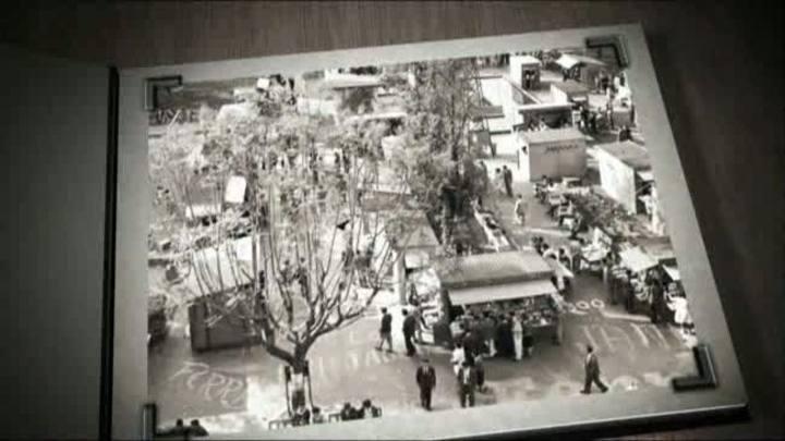 Memórias da praça: passado e futuro da feira