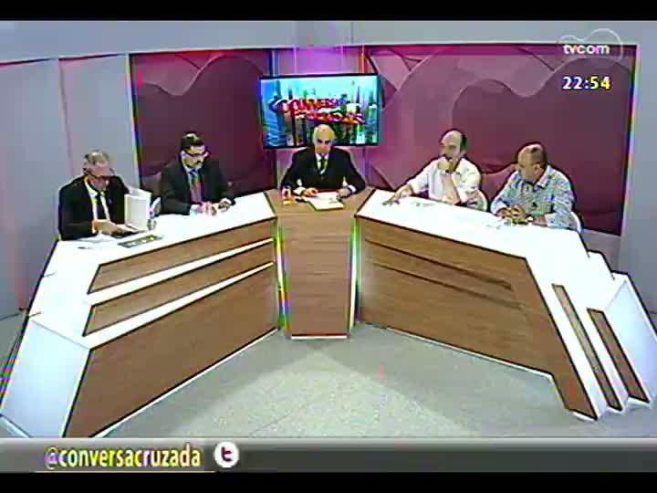 Conversas Cruzadas - Sistema penitenciário - Bloco 3 - 16/01/2013