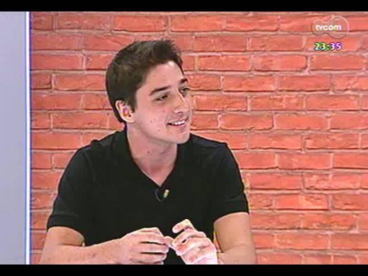 Mãos e Mentes - Cofundador da Entregas.me, Alexandre Ferrari - Bloco 1 - 31/01/2013