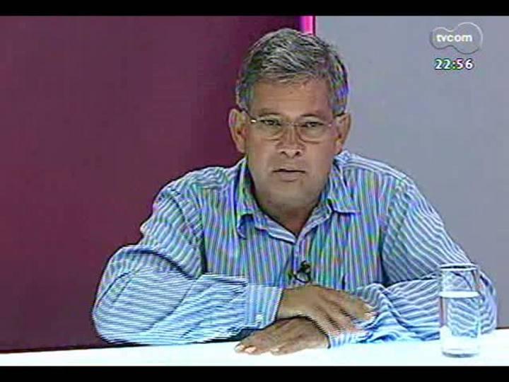 Conversas Cruzadas - Debate acerca do projeto que prevê o tombamento do Olímpico e a adaptação de um centro de eventos no local - Bloco 3 - 26/02/2013