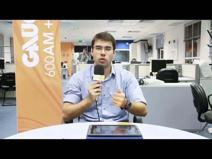 Grêmio 4 x 1 Caracas - A atuação da arbitragem. 06/03/2013