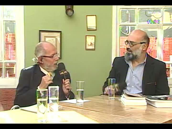 Café TVCOM - 16/03/2013 - Bloco 3 - Filmes de Werner Herzog