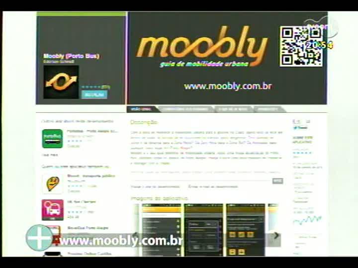 TVCOM Tudo Mais - Moobly, guia de mobilidade urbana