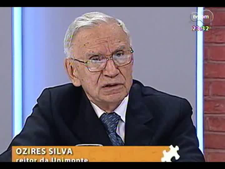Mãos e Mentes - Fundador da Embraer, ex-presidente da Petrobras e ex-ministro, Ozires Silva - Bloco 4 - 24/03/2013
