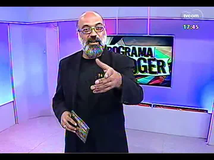 Programa do Roger - Confira a participação de Santiago Neto y los Misionerotrônicos - bloco 1 - 23/04/2013
